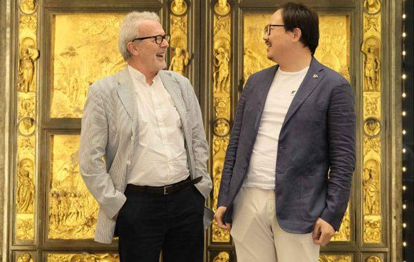 I Musei di Firenze arrivano in Cina in diretta streaming